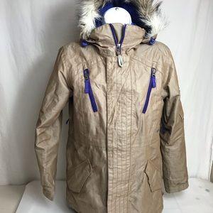 Burton dry ride ski jacket